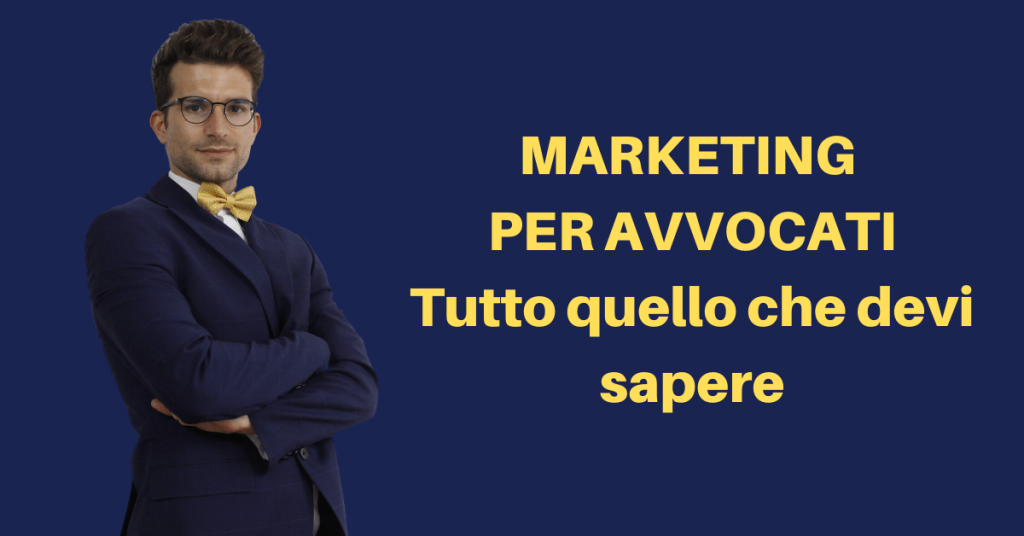 marketing studio legale