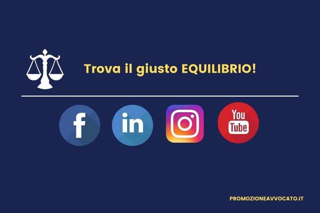 Scegliere i social media per lo studio legale