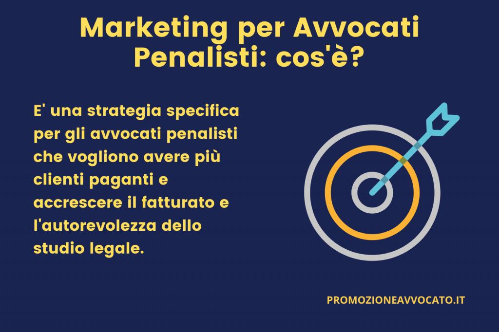marketing avvocati penalisti