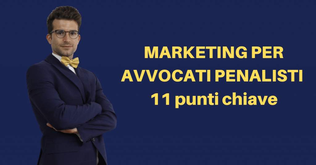 marketing avvocati penalisti